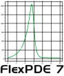FlexPDE7 Professional 1D - V6 upgrade